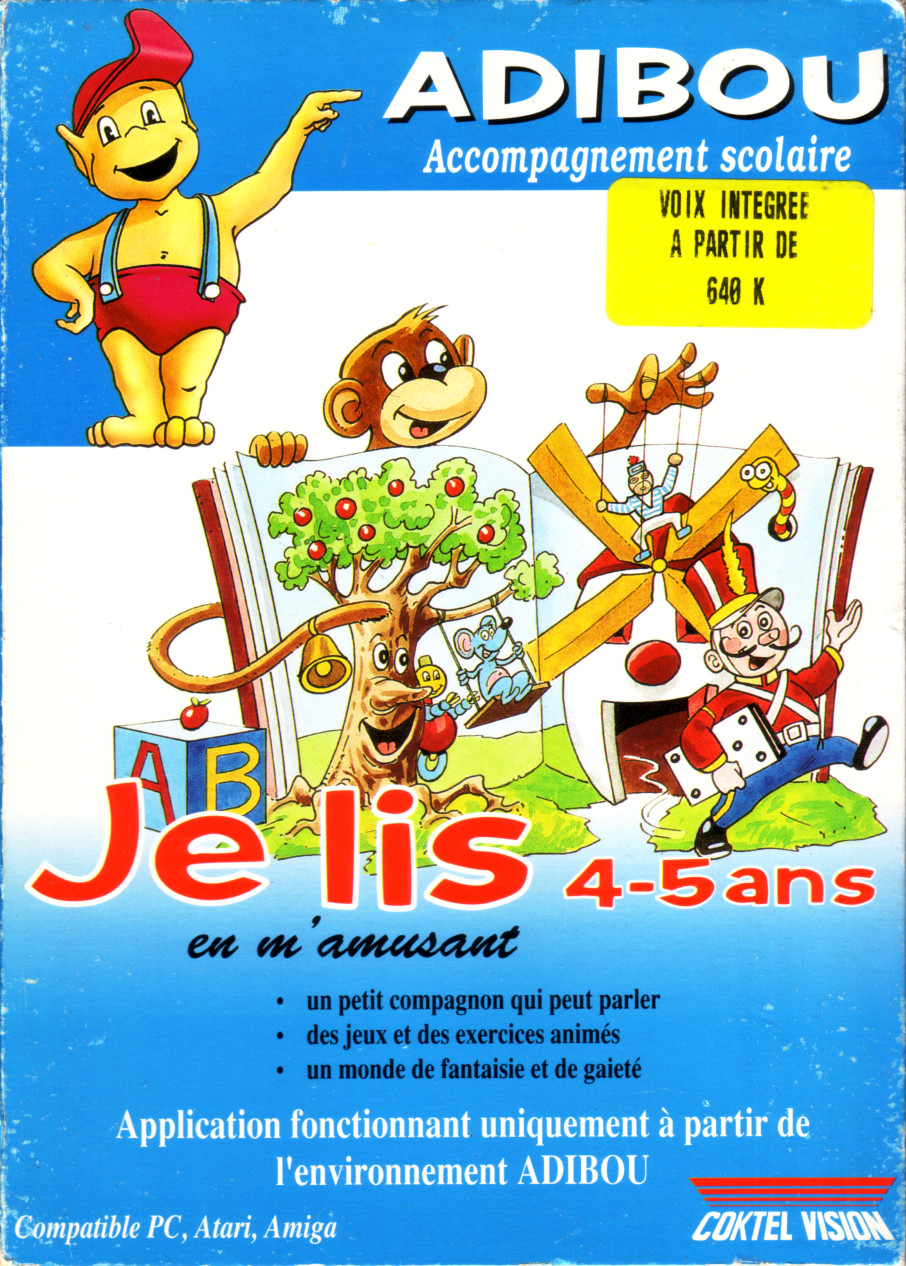 Ltf Abandonware France, Galeries D'images Du Jeu Adibou dedans Jeux Adibou Pc