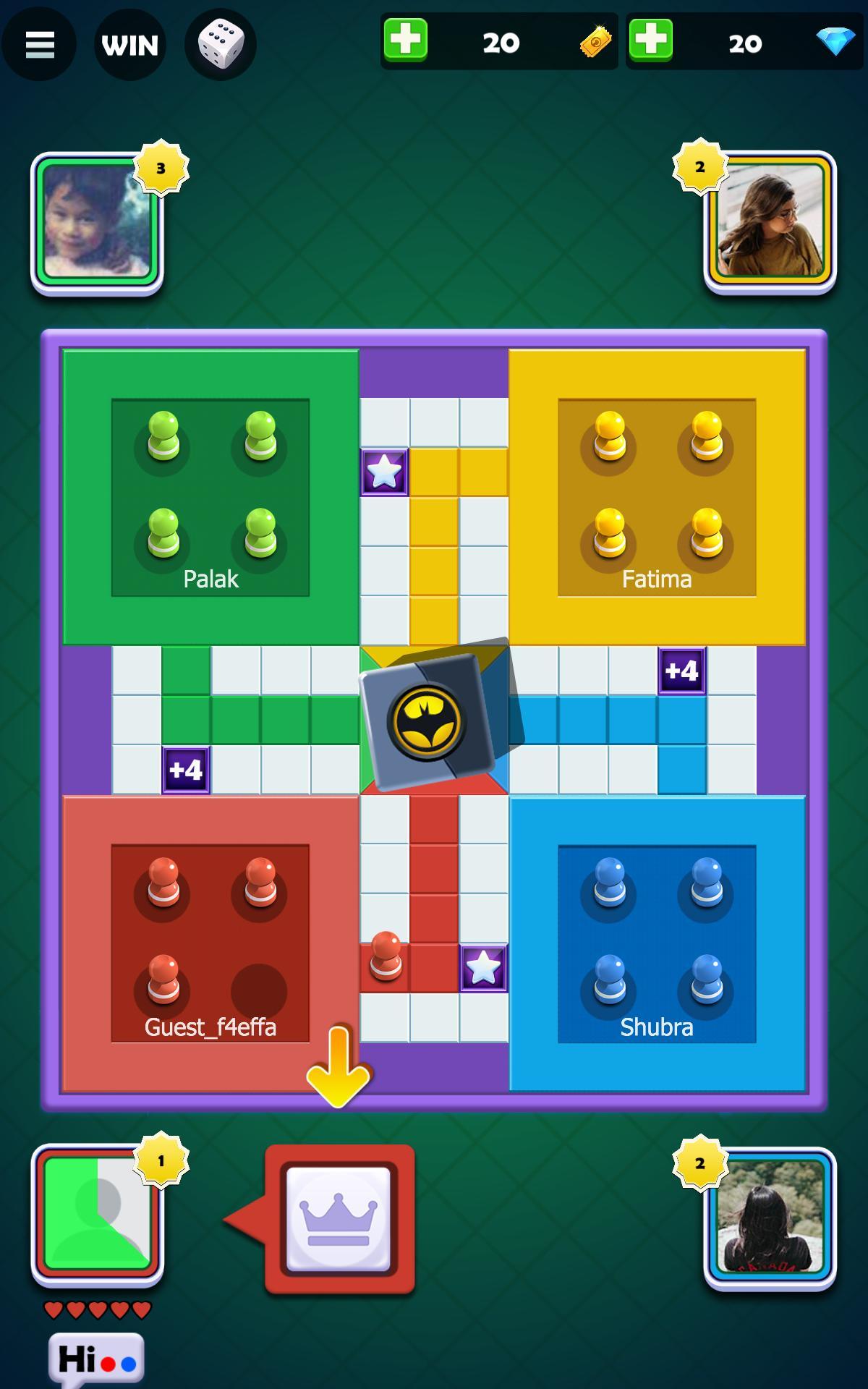 Ludo Game : Super Ludo For Android - Apk Download concernant France 4 Ludo