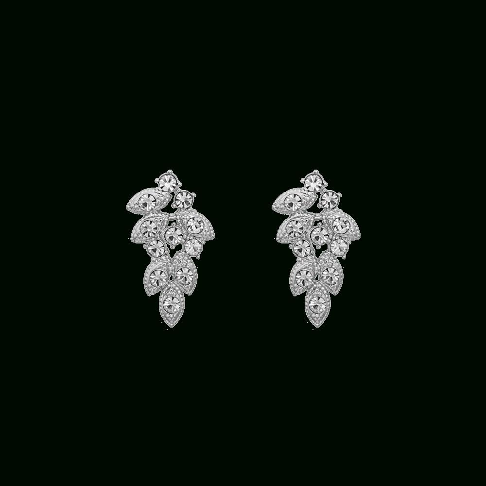 Lulu Earrings - Crystal destiné Lulu Impression