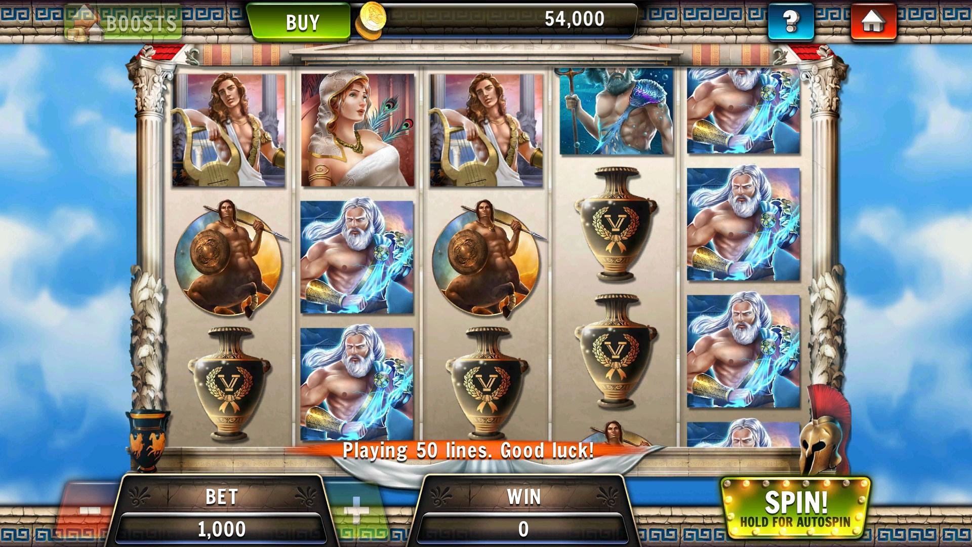 Machine À Sous Zeus : On Vous Dit Comment Jouer pour Jeux Sans Téléchargement Gratuit