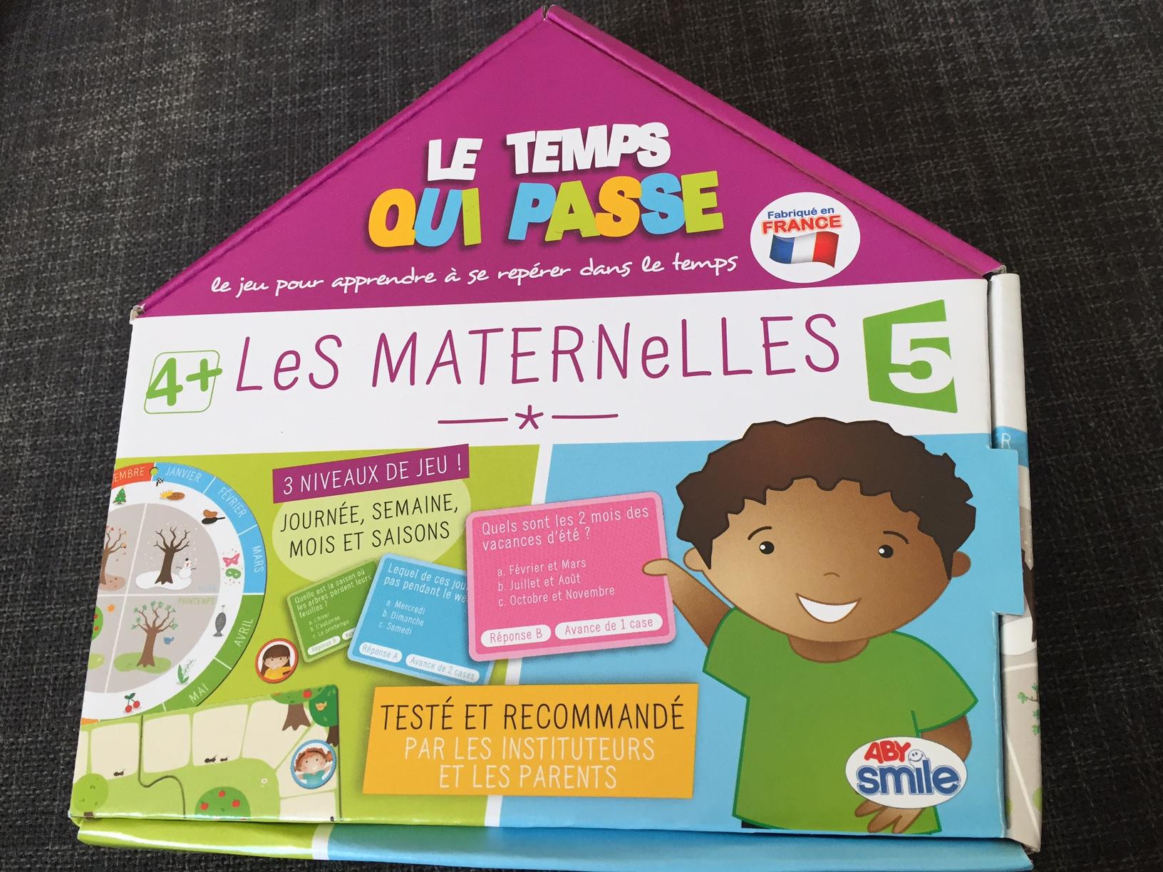 Maman Puissance 4 Jouer Pour Apprendre Le Temps (+Concours concernant Jouer A Puissance 4