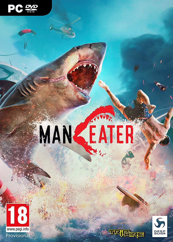 Man Eater : Un Trailer Acéré, On Peut Incarner Un Requin Affamé destiné Requin Jeux Gratuit
