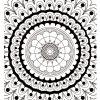 Mandala A Colorier Difficile 13 - Mandalas Difficiles (Pour concernant Coloriage Graphique