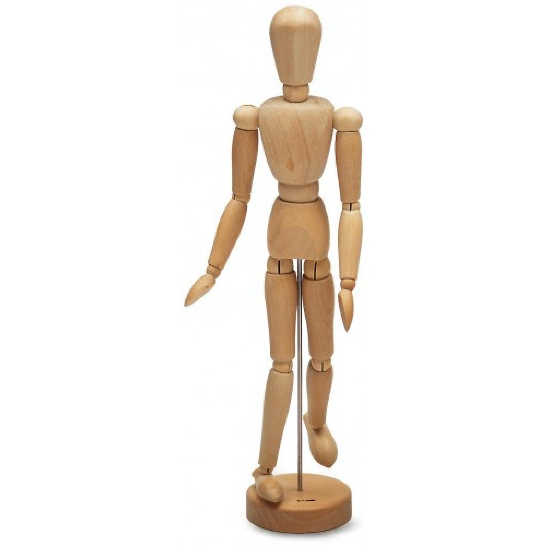 Mannequin Articulé En Bois concernant Dessin Pantin