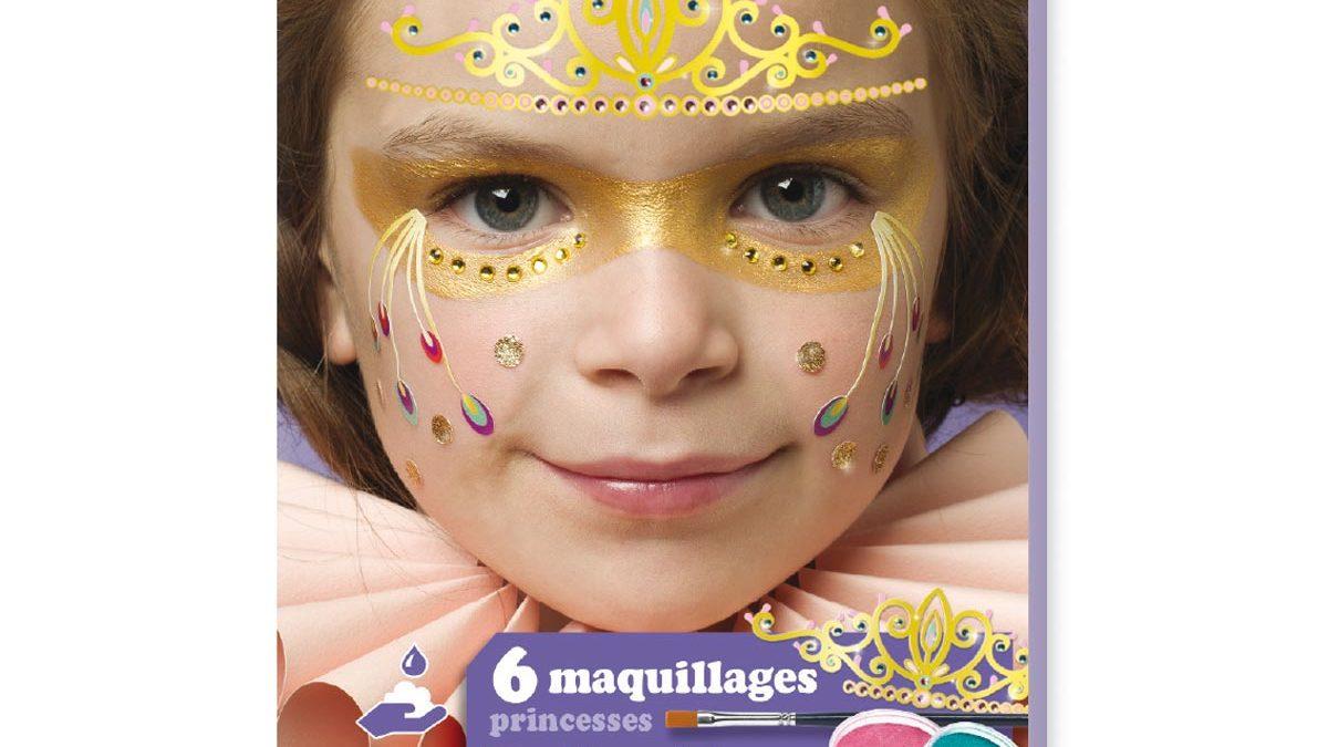 Maquillage Facile Pour Le Carnaval - Maquiller Le Visage D dedans Dessin Facile Pour Fille