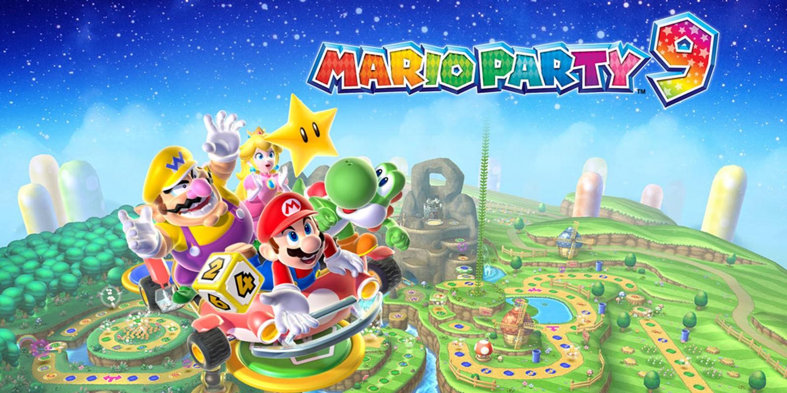 Mario Party 9 | Wii | Jeux | Nintendo encequiconcerne Mini Jeux Online