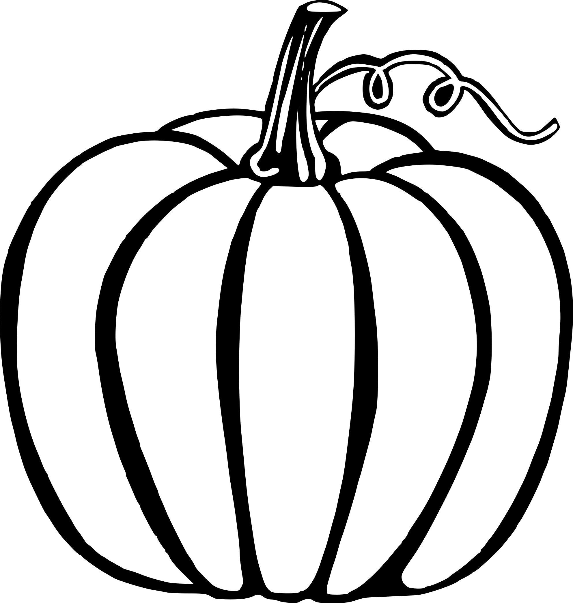 Maschera Colorante Capelli | Fall Coloring Pages, Pumpkin pour Dessin Halloween Citrouille A Imprimer Gratuit