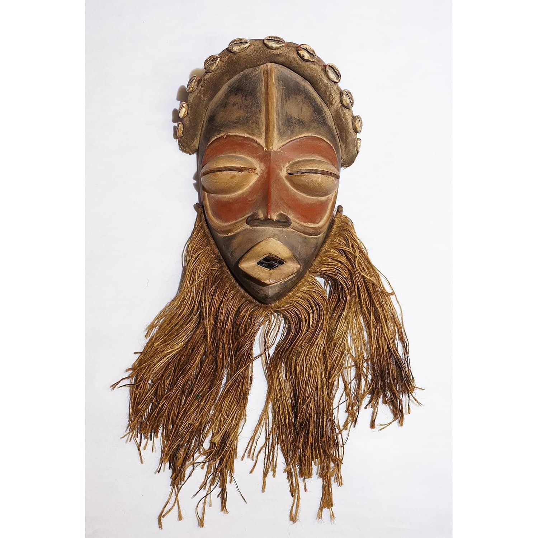 Masque Africain Barbu Du Togo encequiconcerne Masque Afriquain