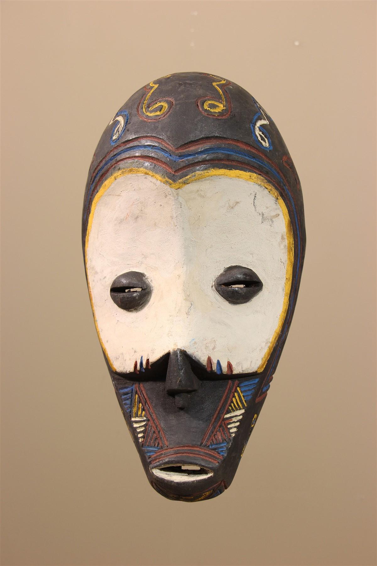 Masque Africain Ngombe tout Masque Afriquain