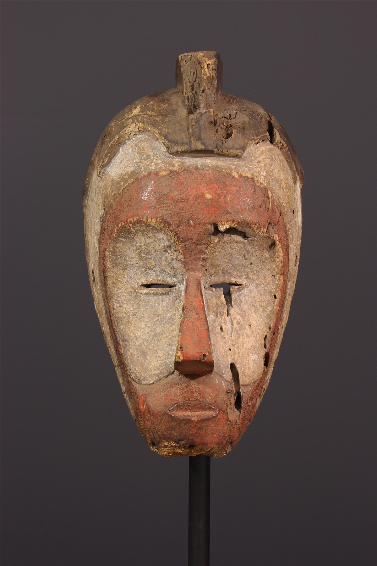 Masque Fang Ngil avec Masque Afriquain