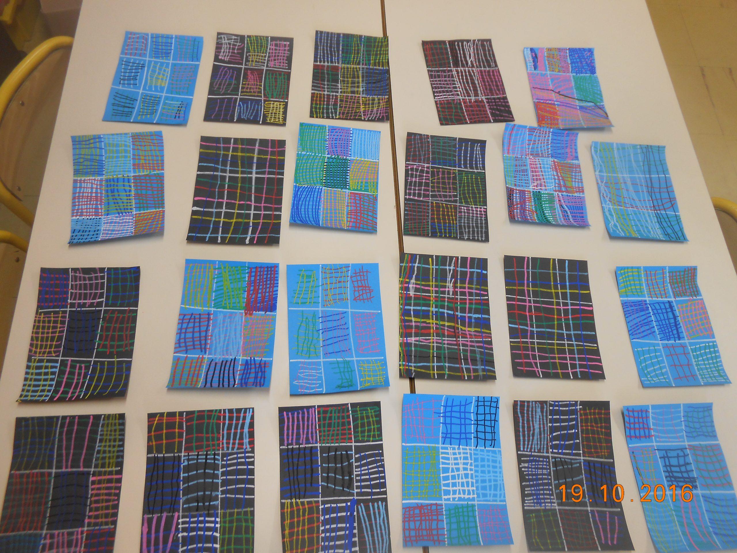 Mat-Leon-Blum-Cugnaux | Ecole Maternelle Léon Blum | Page 6 intérieur Quadrillage Moyenne Section
