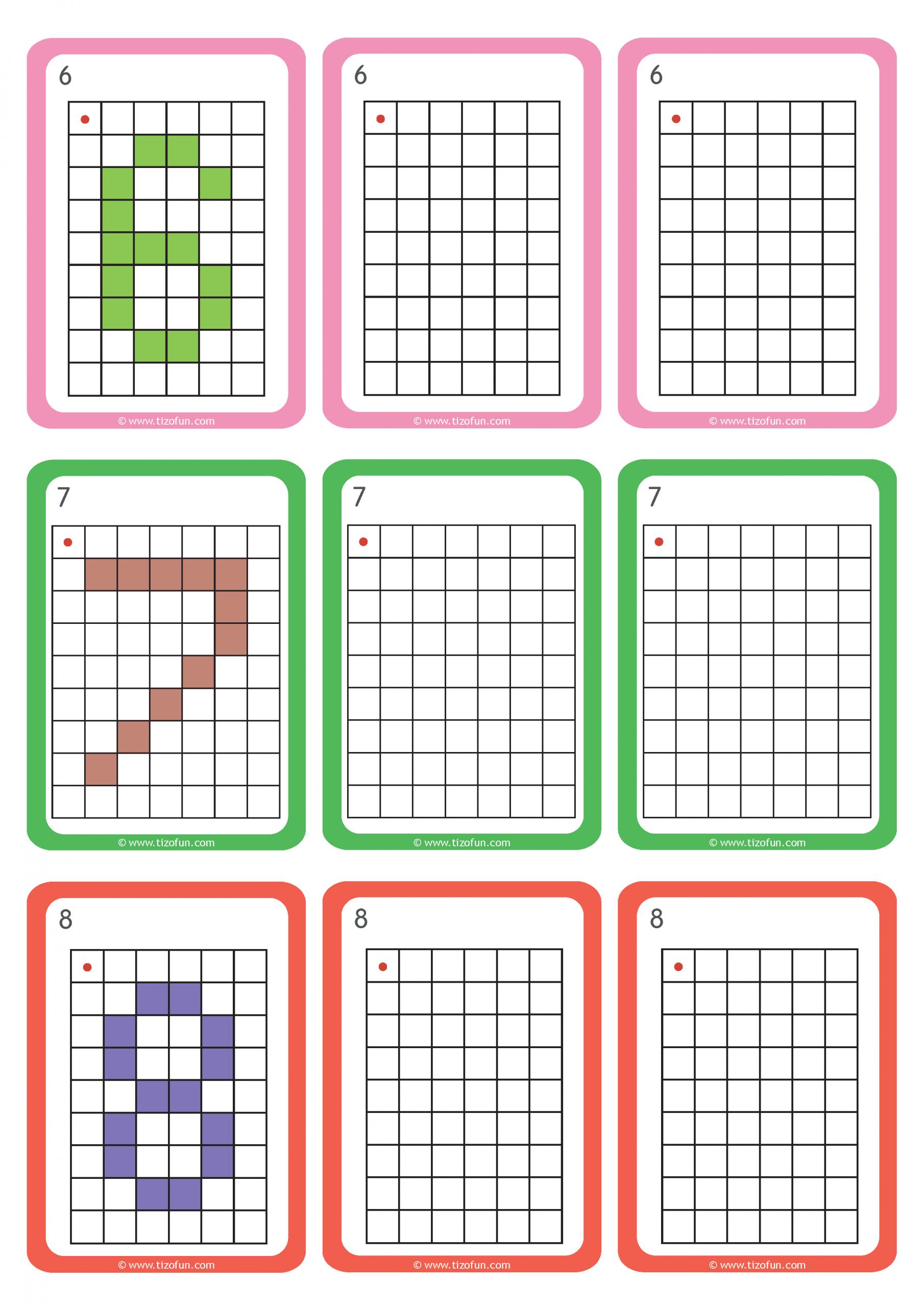 Maths-Deplacement-Dans-Un-Quadrillage-Reproduire-Les encequiconcerne Repérage Sur Quadrillage Gs