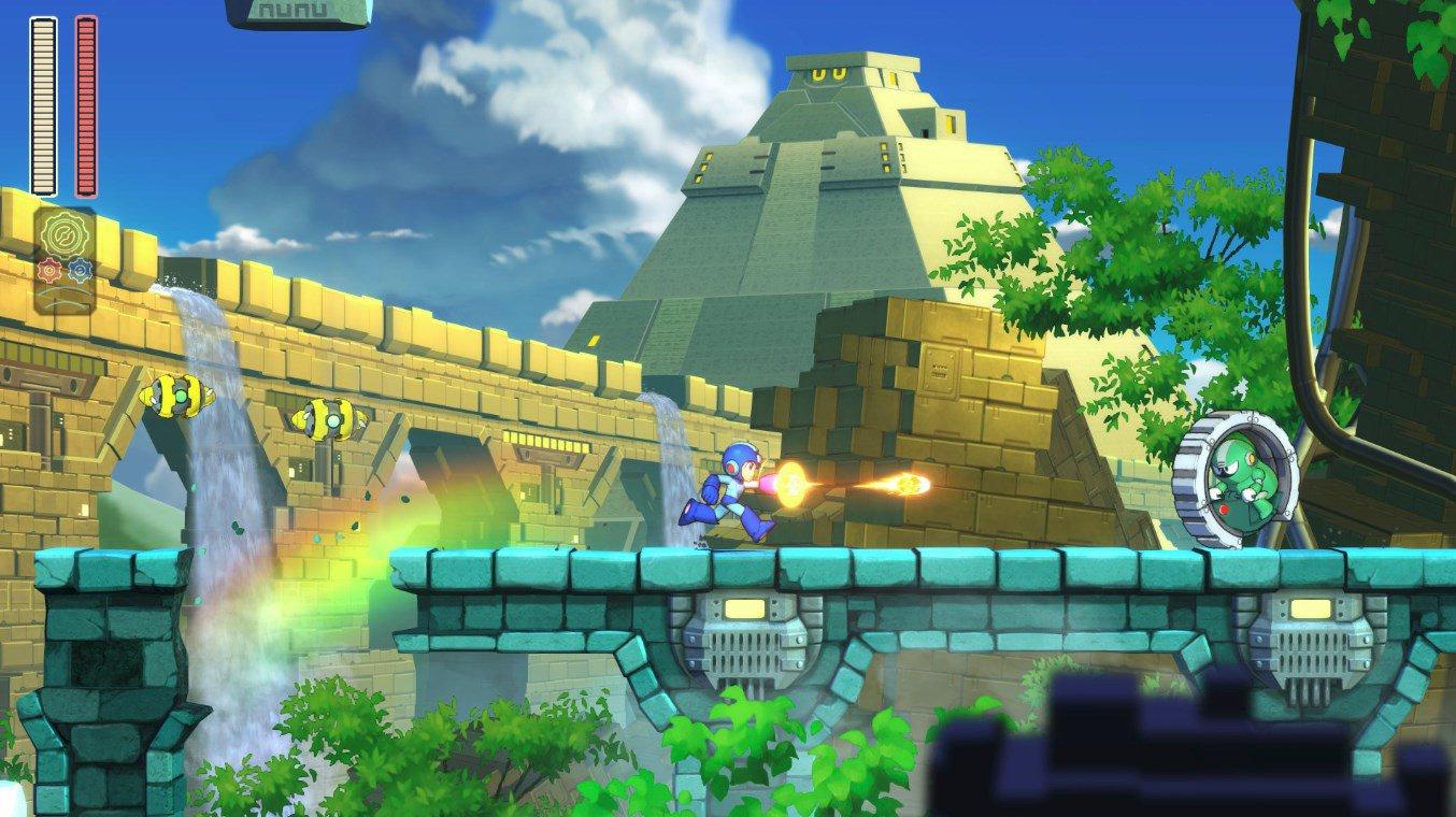 Mega Man 11 - Télécharger Pour Pc Gratuitement destiné Jeux Pc Sans Telechargement