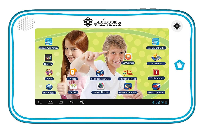 Meilleure Tablette Tactile Éducative Pour Enfant De 4 À 9 Ans serapportantà Tablette Jeux 4 Ans