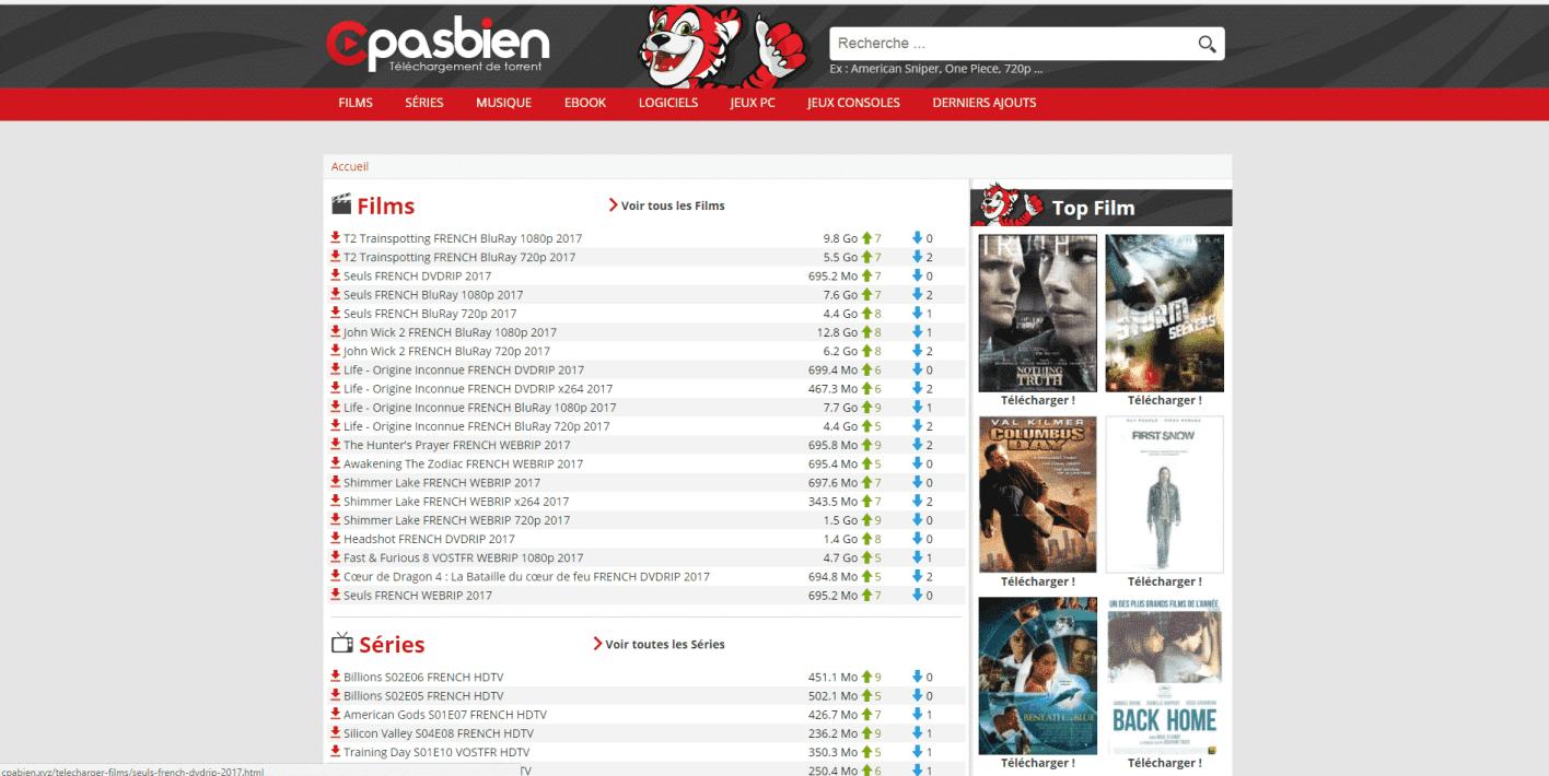 Meilleurs Sites De Téléchargement Gratuits Films Et Séries concernant Site De Telechargement De Jeux Gratuit