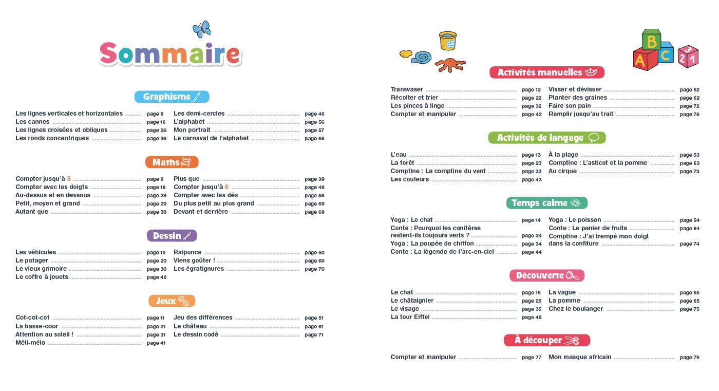 Mes Activités Positives Et Bienveillantes - Maternelle Moyenne Section (4-5  Ans) tout Activité Moyenne Section