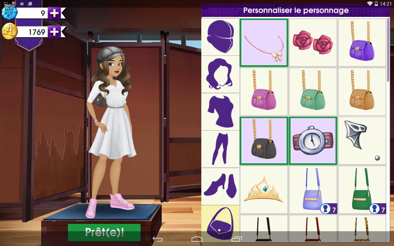 Mes Jeux D'habillage Favoris - Mon Blog Malin - Astuces dedans Jeux De Descendants