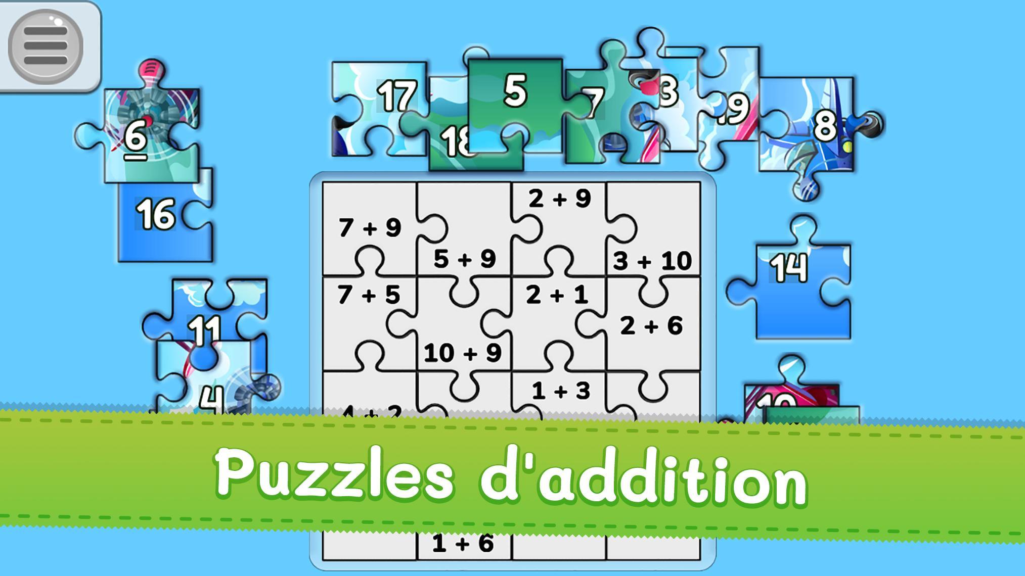 Mes Puzzles De Maths – Jeu De Maths Du Cp Au Cm2 ! Pour encequiconcerne Jeux Pour Cm2
