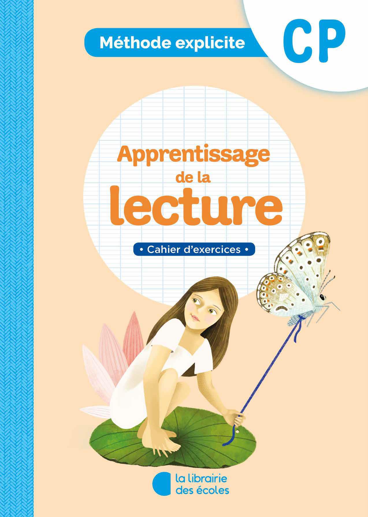 Méthode Explicite - Lecture - Cahier D'exercices - Cp - La dedans Cahier D Exercice Cp