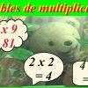Méthode Pour Apprendre Les Tables De Multiplication De 1 À 10 En S'amusant à Apprendre La Table De Multiplication En Jouant