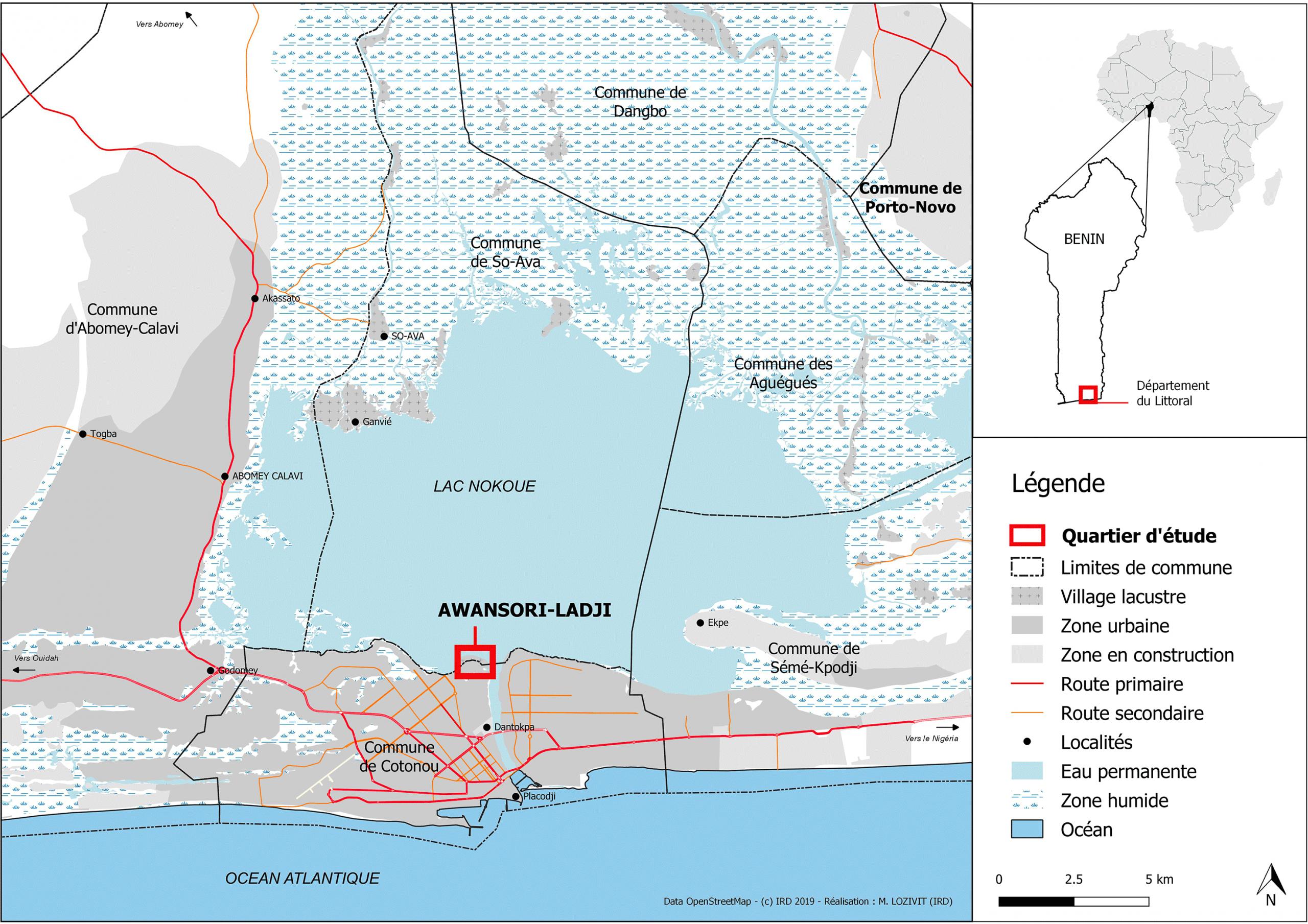 Mettre Un Quartier Sur La Carte : Cartographie Participative à Placer Des Villes Sur Une Carte