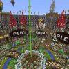 Minecraft Ps4 - Serveur Mini-Jeux Trailer | Présentation De Serveurs #1 à Mini Jeux Online