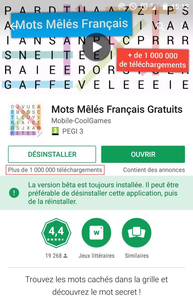 """Mobile-Coolgames On Twitter: """"mots Mêlés Français Gratuits tout Mots Meles Gratuits En Français"""