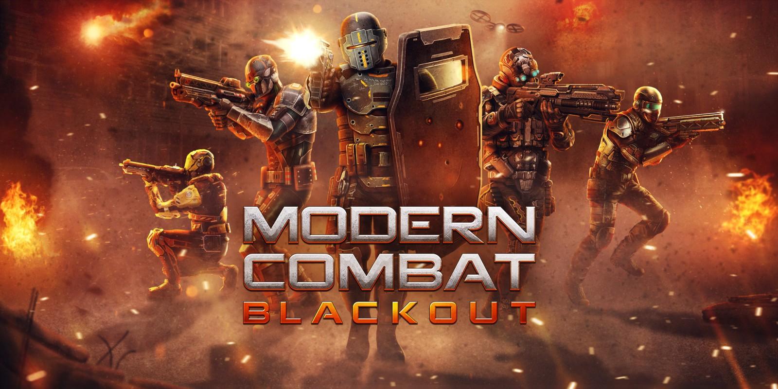 Modern Combat Blackout | Jeux À Télécharger Sur Nintendo avec Jeux De Tir 2