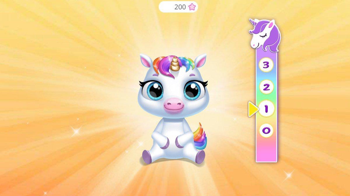 Mon Bébé Licorne 9.0.3 - Télécharger Pour Android Apk avec Jeux De Bébé Virtuel