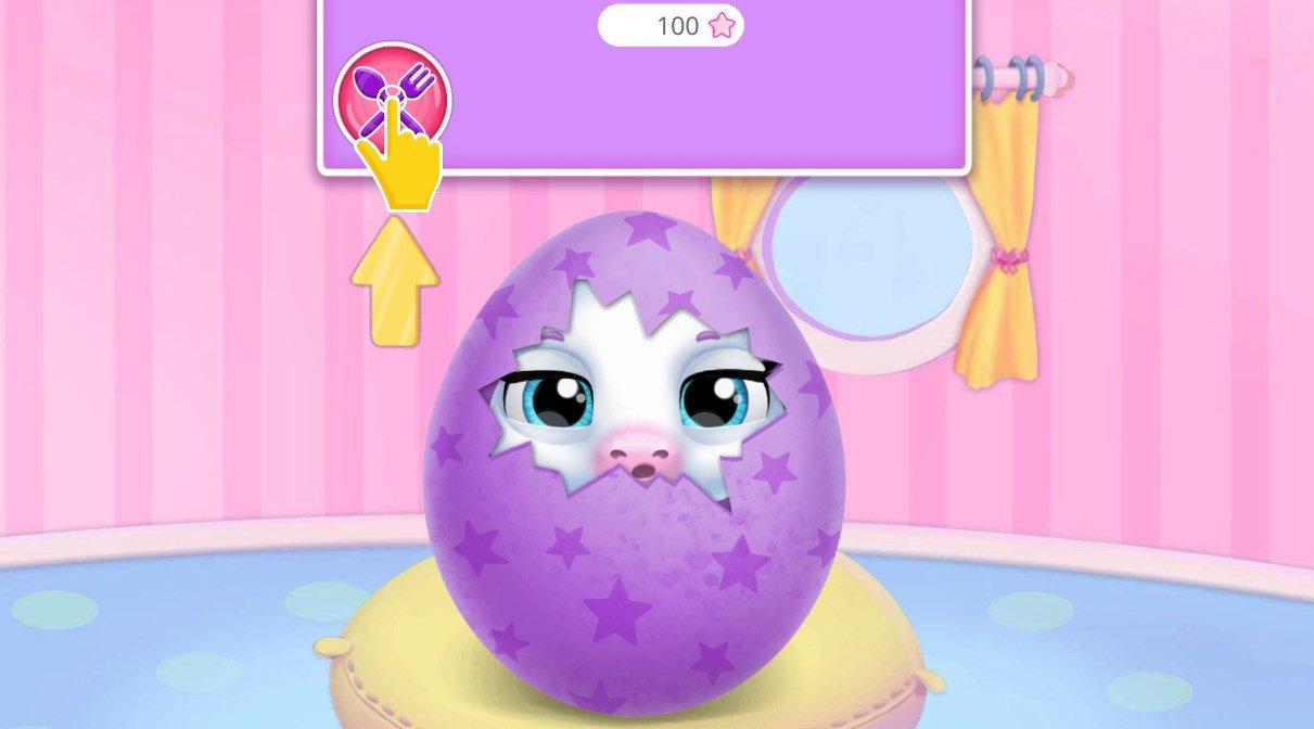 Mon Bébé Licorne 9.0.3 - Télécharger Pour Android Apk intérieur Jeux De Bébé Virtuel