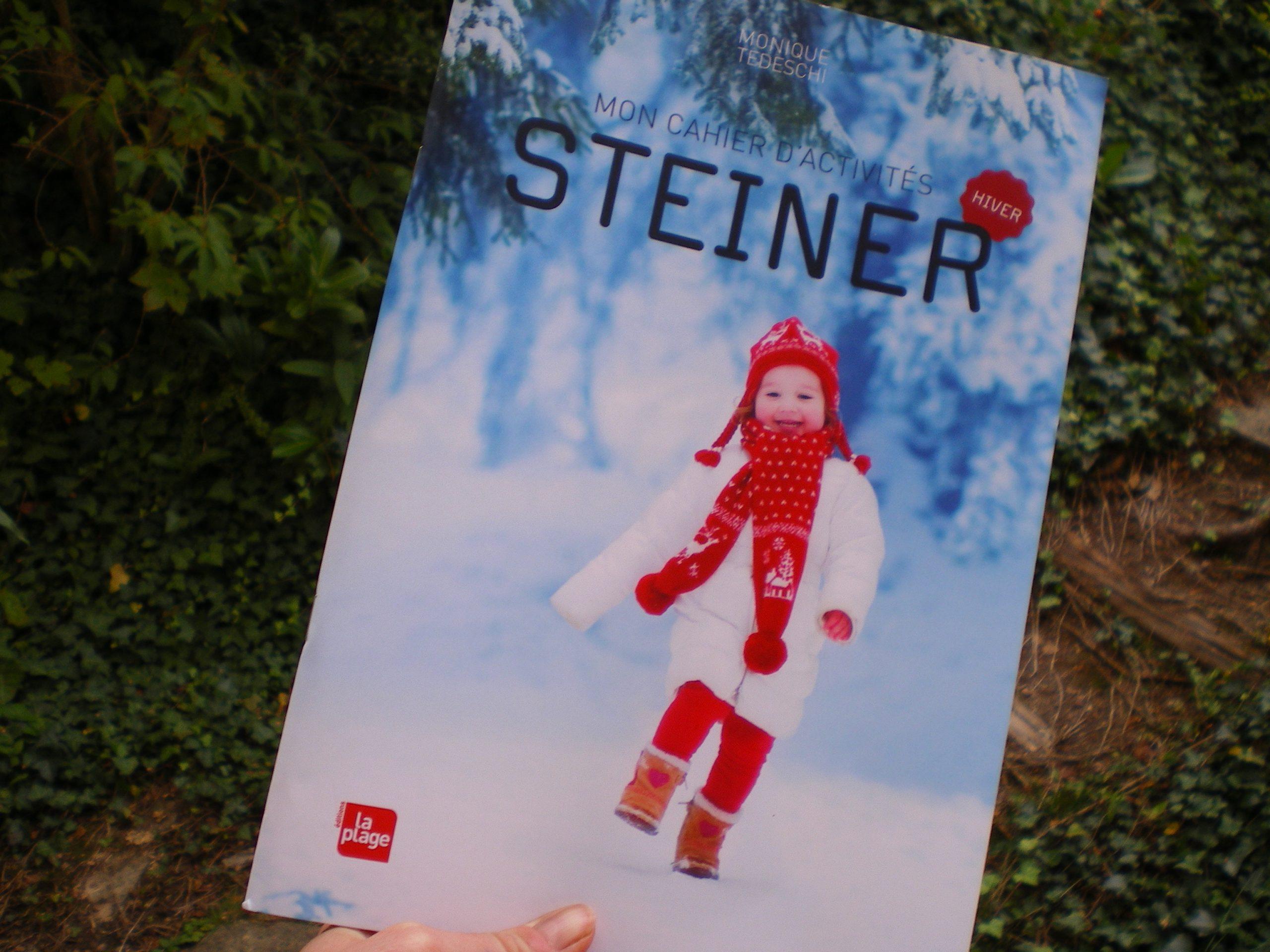 Mon Cahier D'activités Steiner Hiver : Des Activités avec Activité Manuelle Hiver Primaire