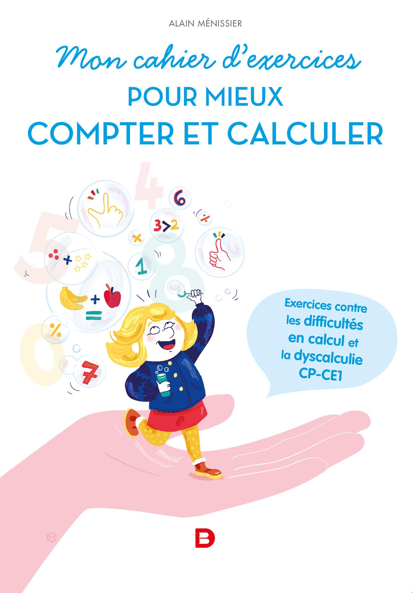 Mon Cahier D'exercices Pour Mieux Compter Et Calculer encequiconcerne Cahier D Exercice Cp