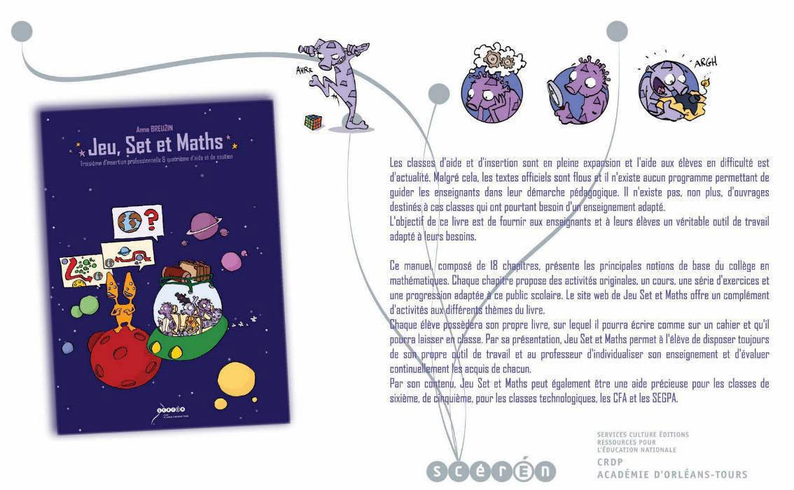 Mon Livre Jeu Set Et Maths - Jeu Set Et Maths pour Jeux De Exercice De Maths