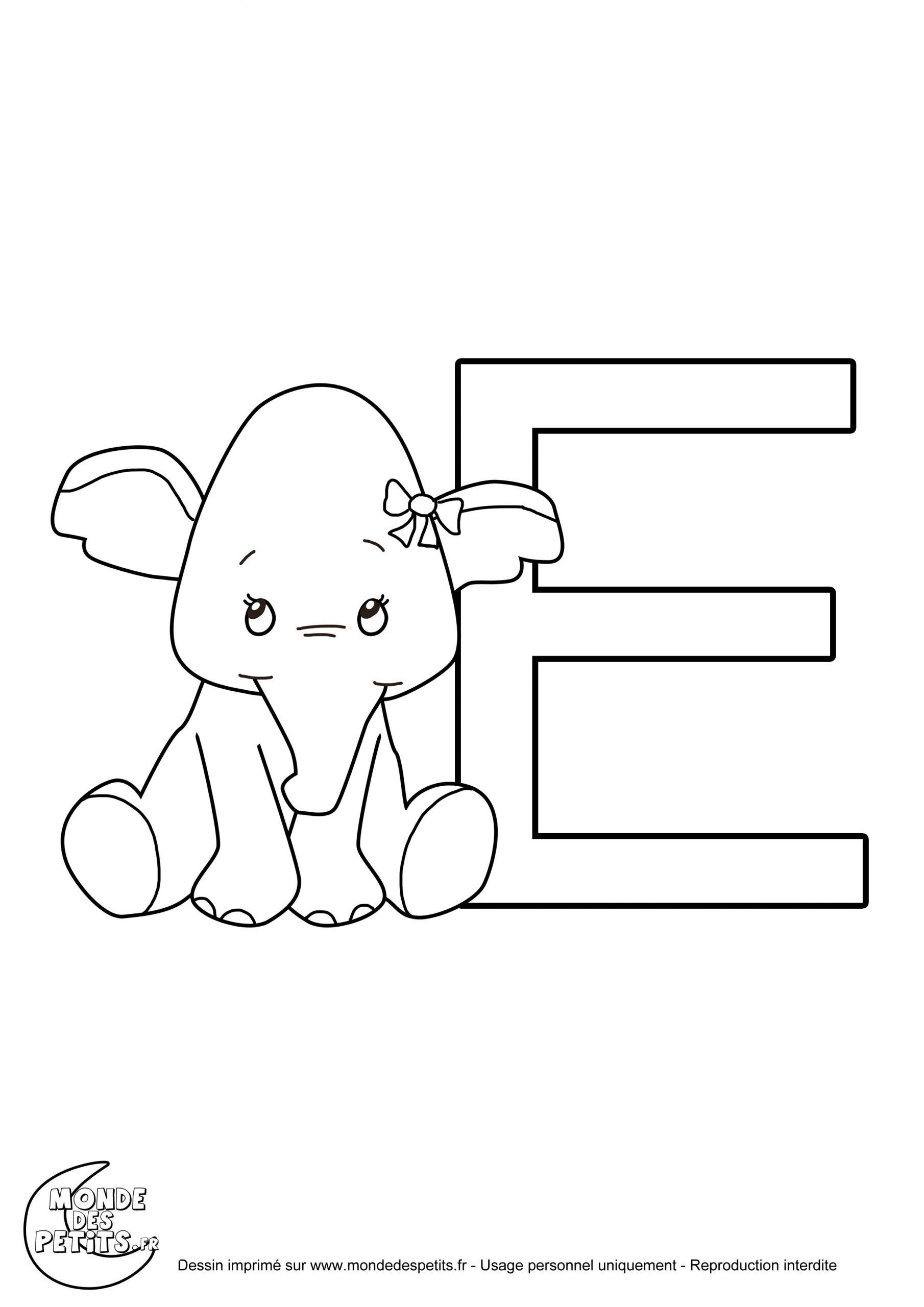 Monde Des Petits - Coloriages À Imprimer serapportantà Coloriage D Alphabet
