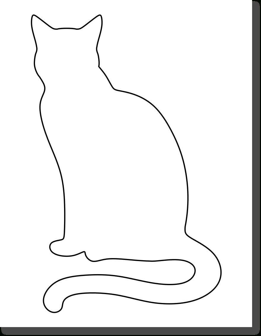 Mondrian - Capuchon À L'école serapportantà Silhouette D Animaux À Imprimer