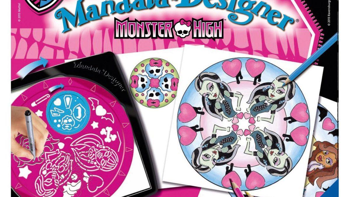 Monster High : Cadeau, Jeux Et Jouets Loisirs Creatifs avec Jeux De Fille Pour 7 Ans