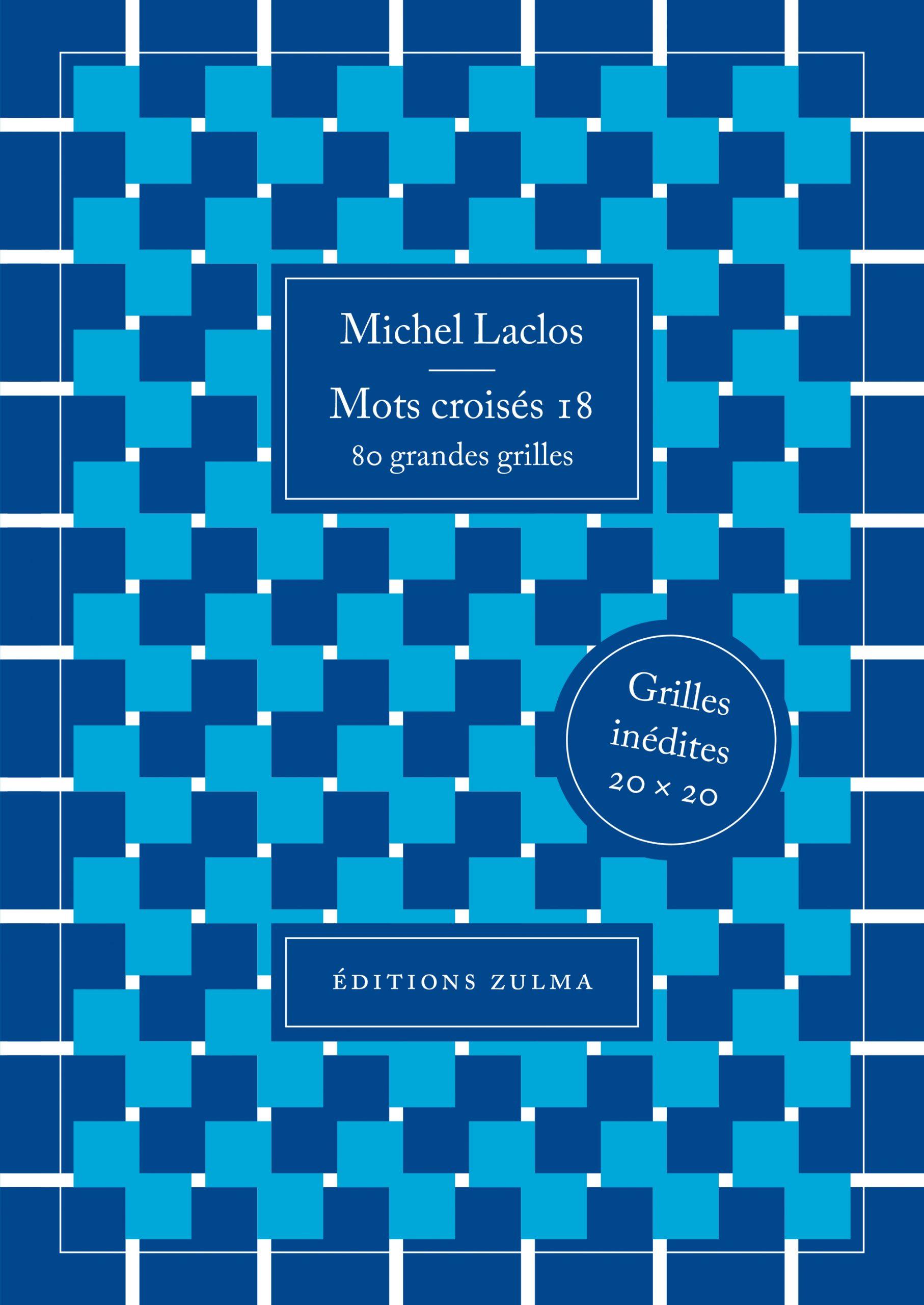 Mots Croisés 18 - Editions Zulma pour Mot Fleches Geant