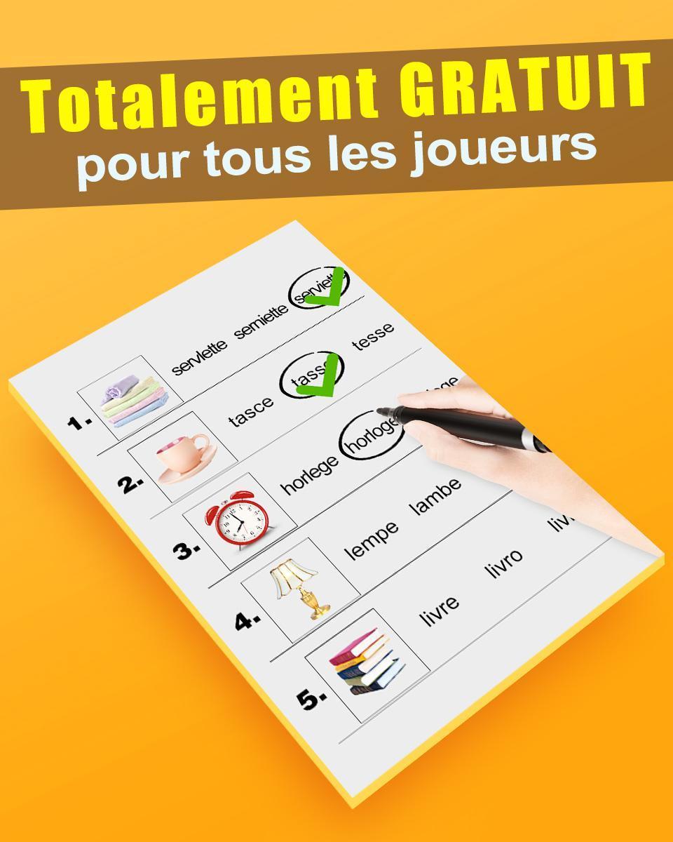 Mots Croisés For Android - Apk Download destiné Amusant Mots Fléchés
