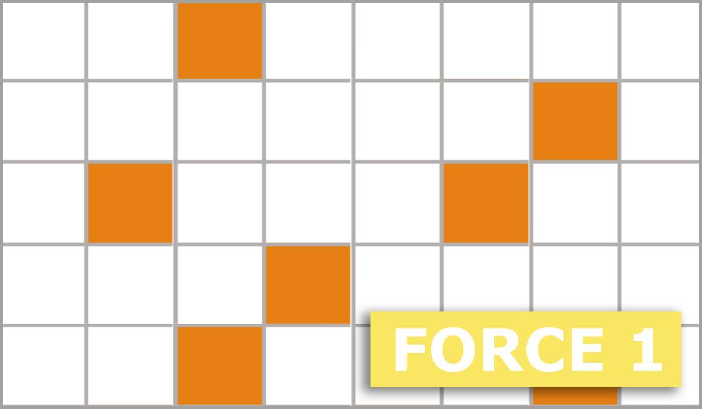 Mots Croisés Gratuits - Force 1 - 28 Mars 2020 encequiconcerne Mot Fleches Geant