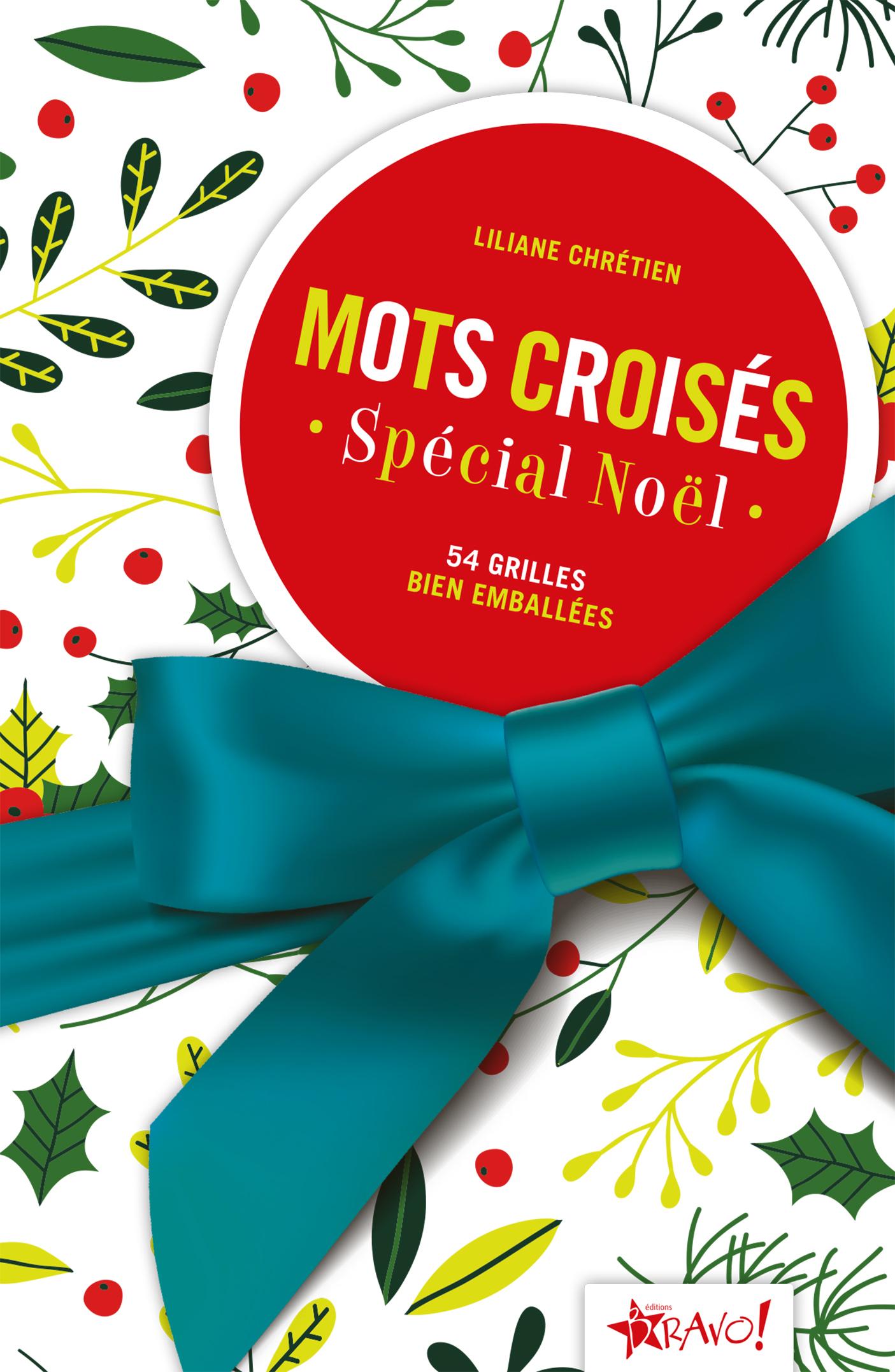 Mots Croisés : Spécial Noël pour Mot Fleches Geant