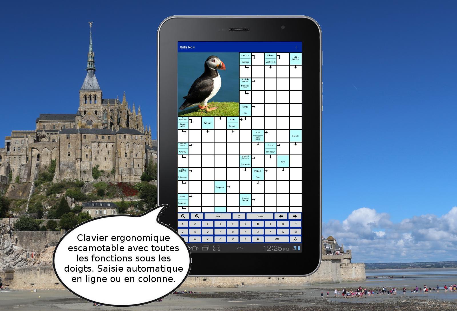 Mots Fléchés Illustrés For Android - Apk Download concernant Mot Fleché En Ligne