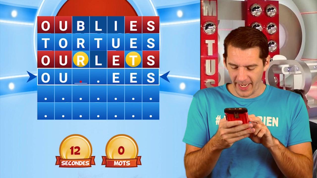 Motus Jeu Officiel Android De L'émission Tv France 2 pour Jeux De Mots Gratuits En Francais A Telecharger