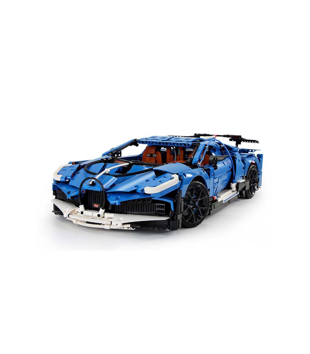 Moule Roi 13125 Bugatti Divo Super Voiture De Sport Blocs De serapportantà Jeux De Super Voiture
