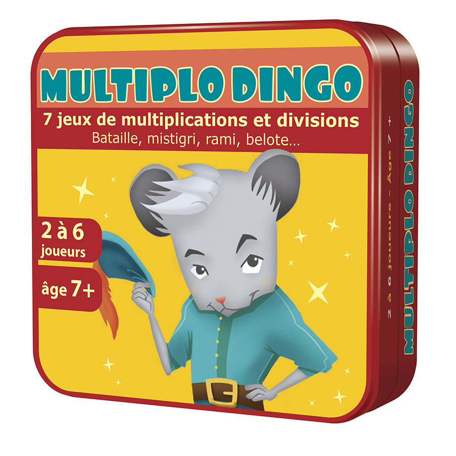 Multiplodingo dedans Jeux Educatif Table De Multiplication