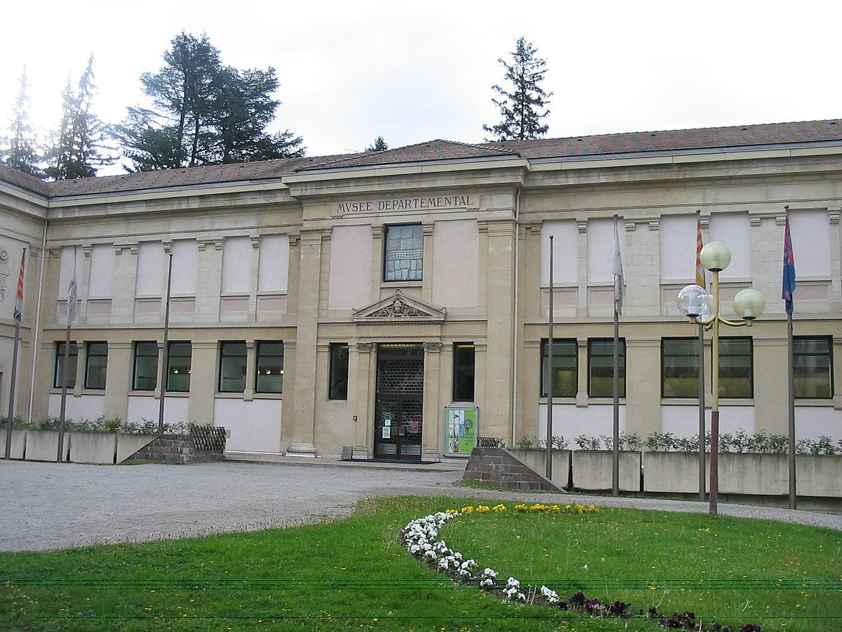 Musée Muséum Départemental Des Hautes-Alpes — Wikipédia serapportantà Gap Sur La Carte De France