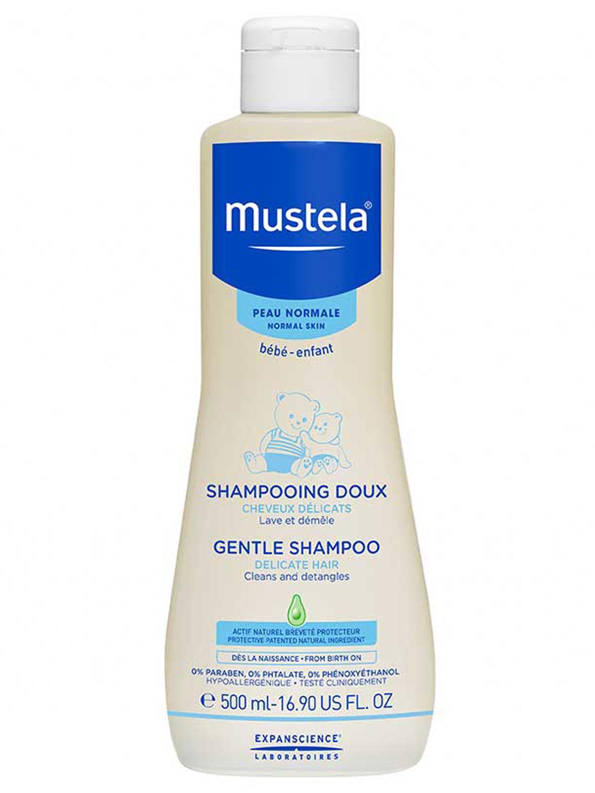 Mustela Gentle Baby Bebek Şampuan 500 Ml Fiyatı 8206 intérieur But Foot Enfant