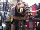 Nantes : Le Barrissement Du Grand Eléphant avec Barrissement Elephant