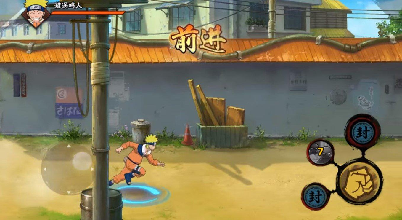 Naruto Mobile 1.36.28.6 - Télécharger Pour Android Apk intérieur Jeux Gratuit Pour Portable