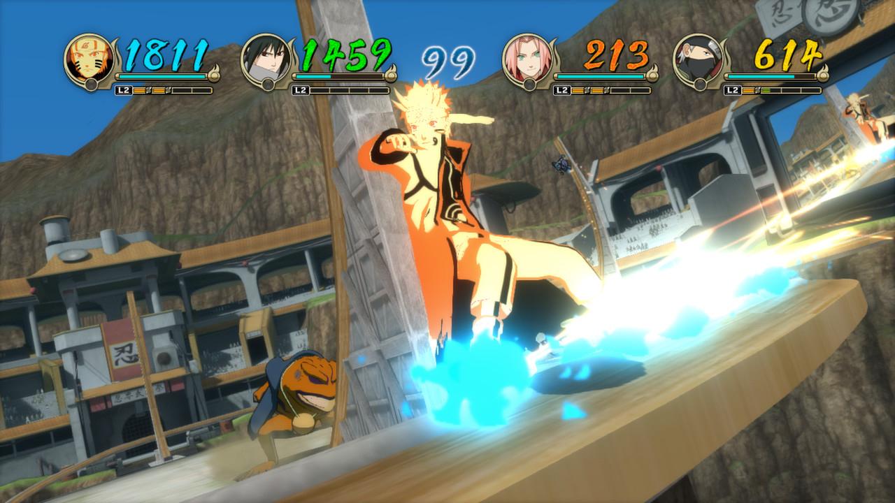 Naruto Shippuden: Ultimate Ninja Storm Révolution encequiconcerne Jeux Pc Telecharger Gratuit