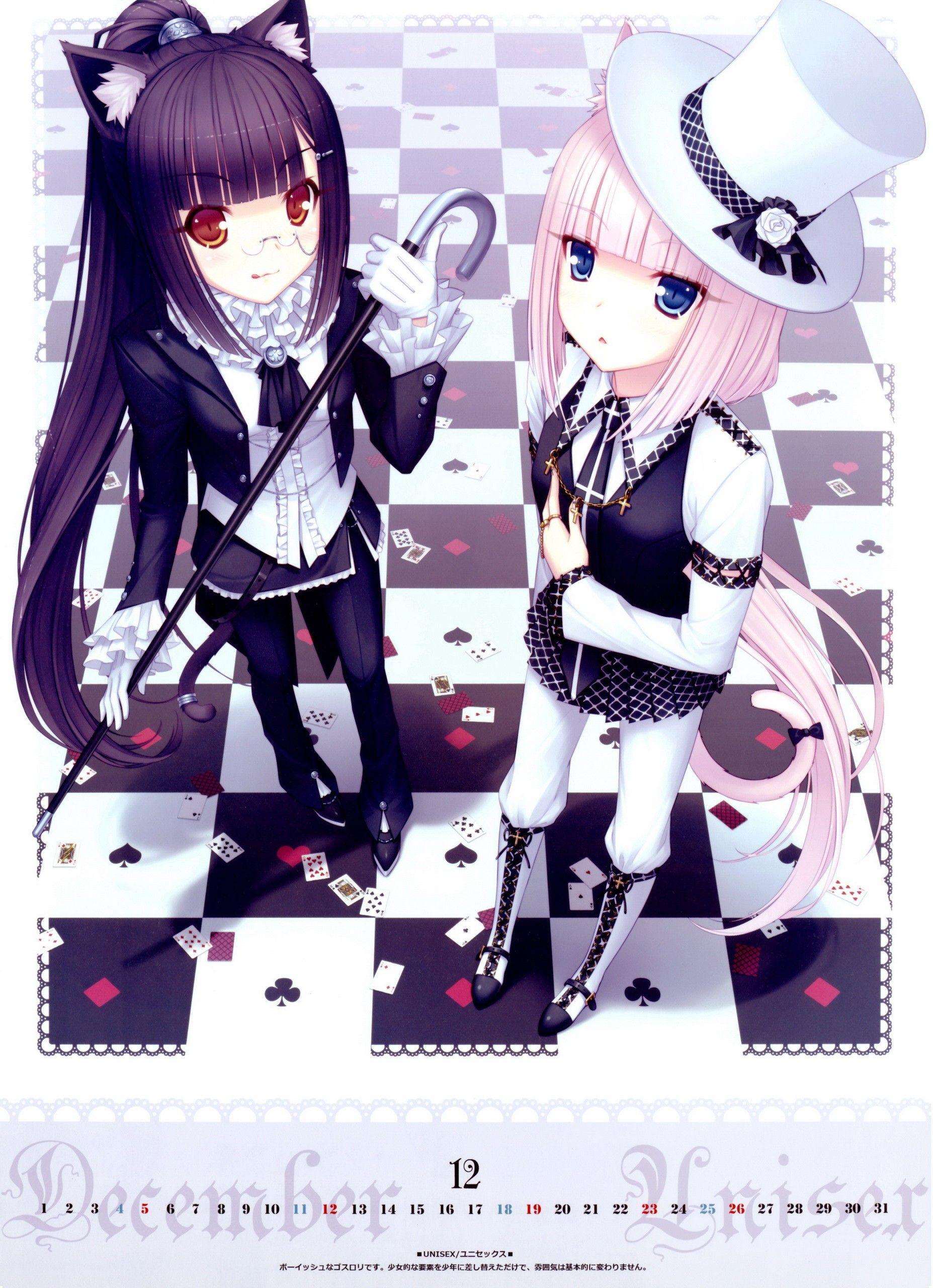 Nekomimi Is Professional! | Anime Neko, Manga Kawaii, Dessin concernant Jeux De Fille Pour S Inscrire
